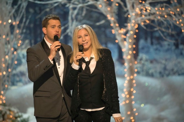 Michael Buble's Christmas In New York - Season 1